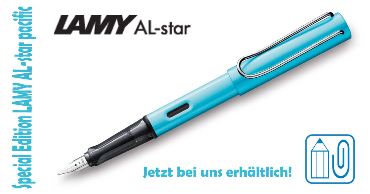 LAMY AL-star special edition pacific